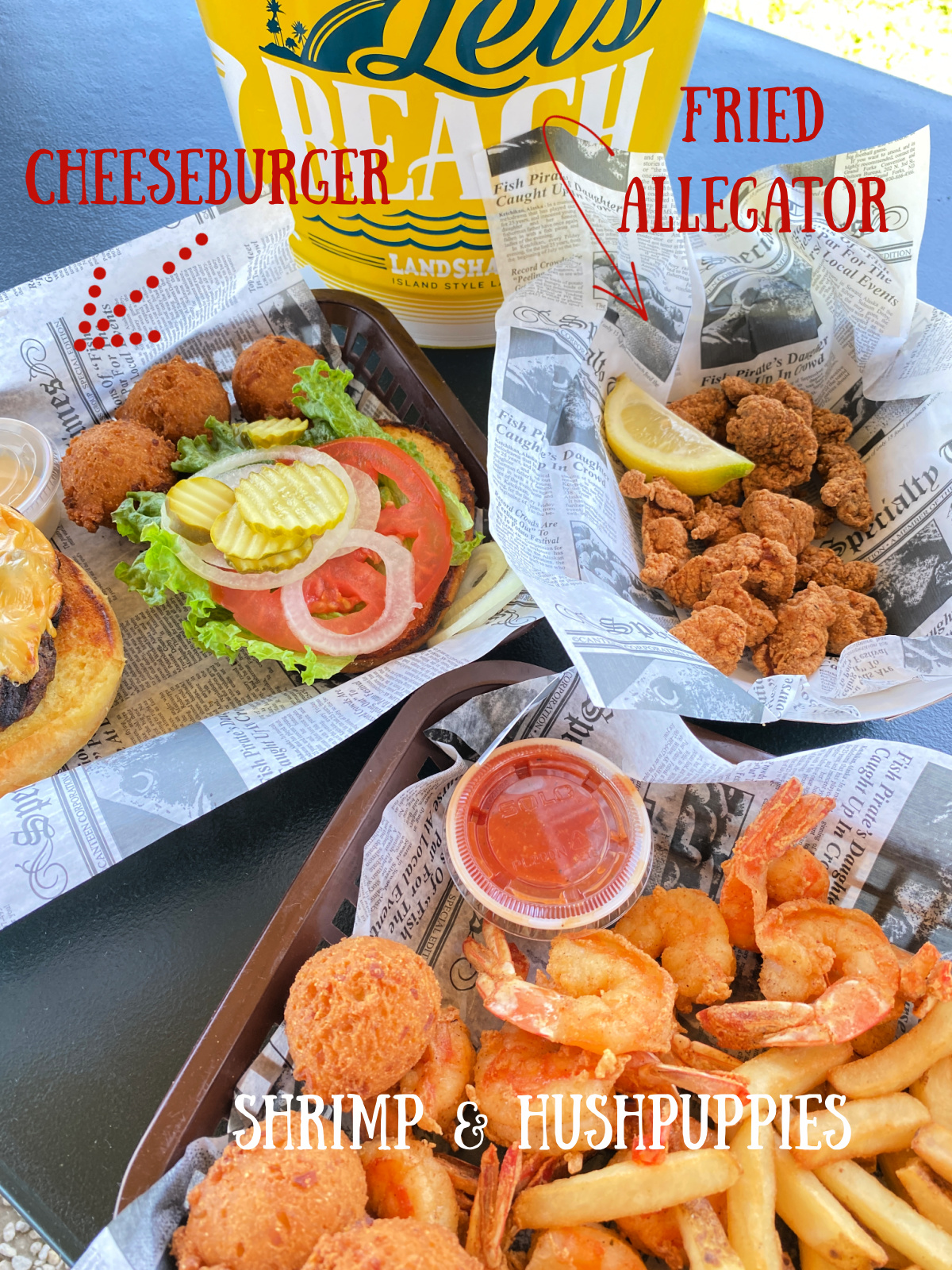 Best food near Orlando