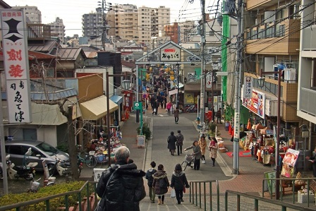 親子で楽しむ東京下町の元気な商店街巡り7セレクト