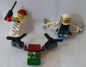 親子で楽しむコンビニ限定レゴ