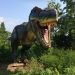 無料の恐竜ペーペークラフト