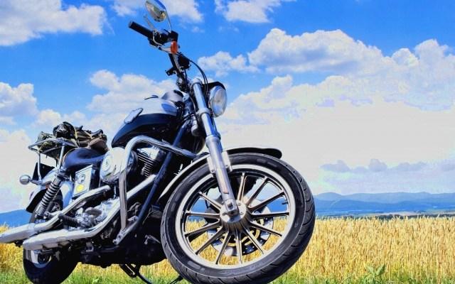 無料で作れるバイクのペーパクラフト