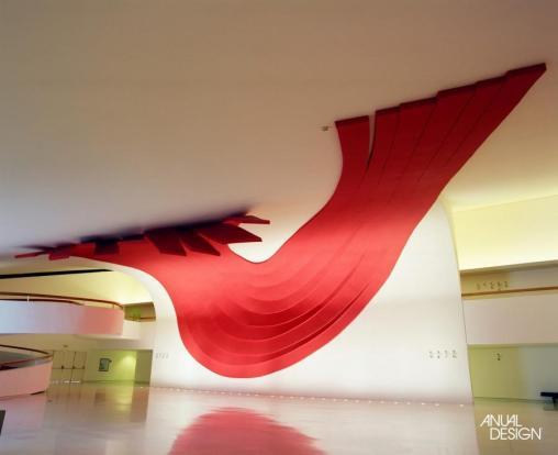 Auditório Ibirapuera / Oscar Niemeyer