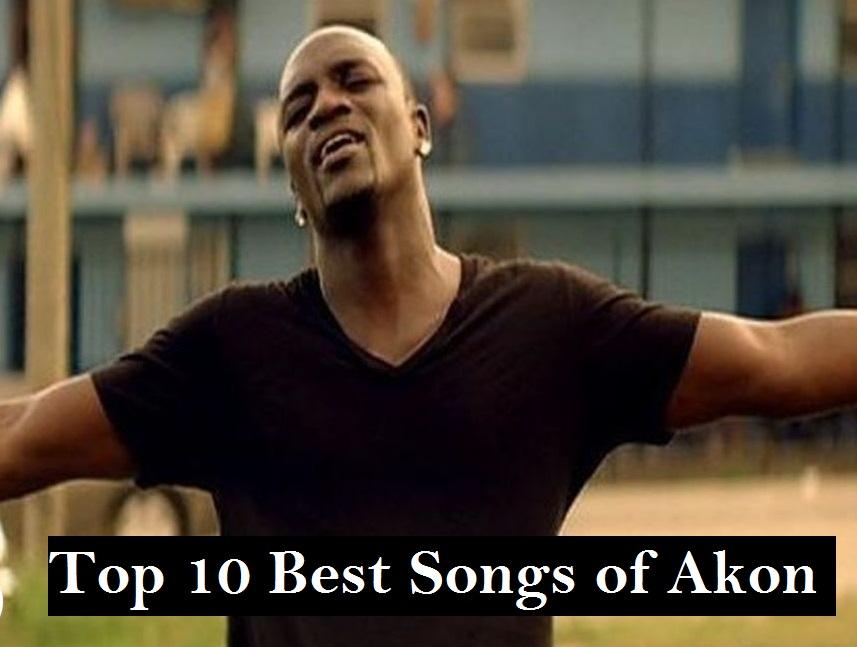 Top Best Songs of Akon Download - Fun and Factz 4 U