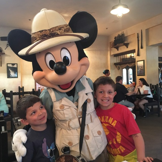 Disney Dining Plan - Fun and Frosted