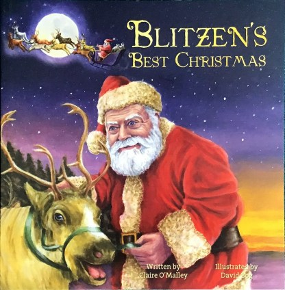 Blitzen's best Christmas