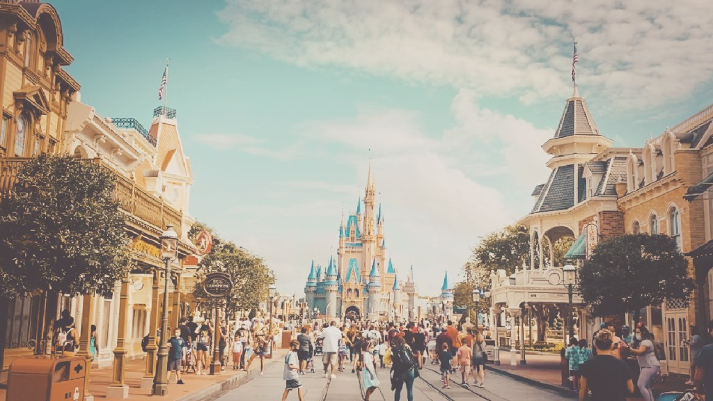 Visiting the Magic Kingdom – Labor Day 2020