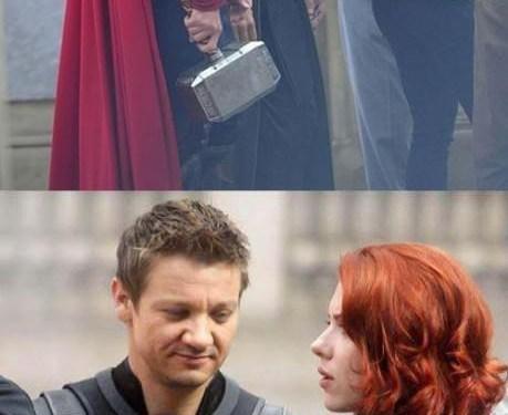Bi*ch please,I'm Scarlett Johansson.