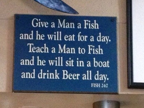 Why I love fishing.
