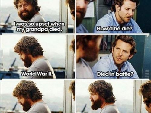 Died in battle?