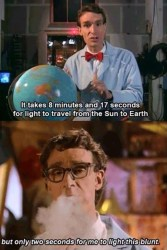 Epic Bill Nye.
