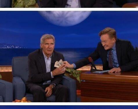 Why I love Harrison Ford