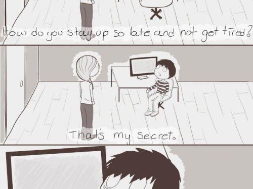 That's my secret.