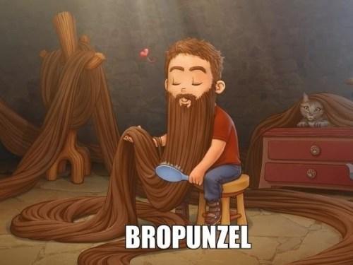 Bropunzel!!!
