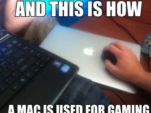 How to use Apple for gaming!