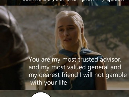 Lord of the friendzone