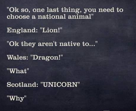 Happy National Unicorn Day!