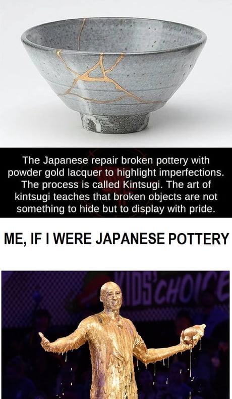 Kintsugi Art