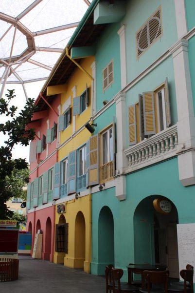 Singapur Ausgehmeile Clark Bay