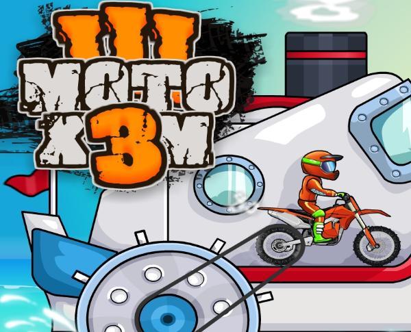 Unblocked Games 333 Moto X3m 2 | GamesWorld