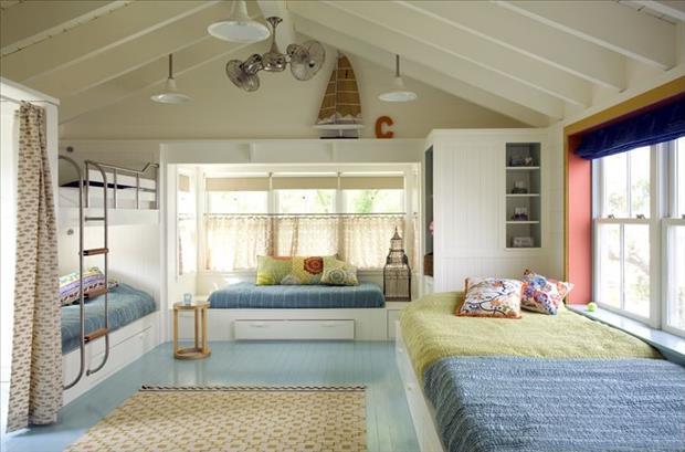 30 Beautiful Bedrooms For Kids