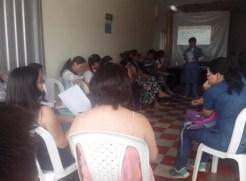 Capacitación E.S.E Manuel Castro Tovar: Salud Oral, Diabetes