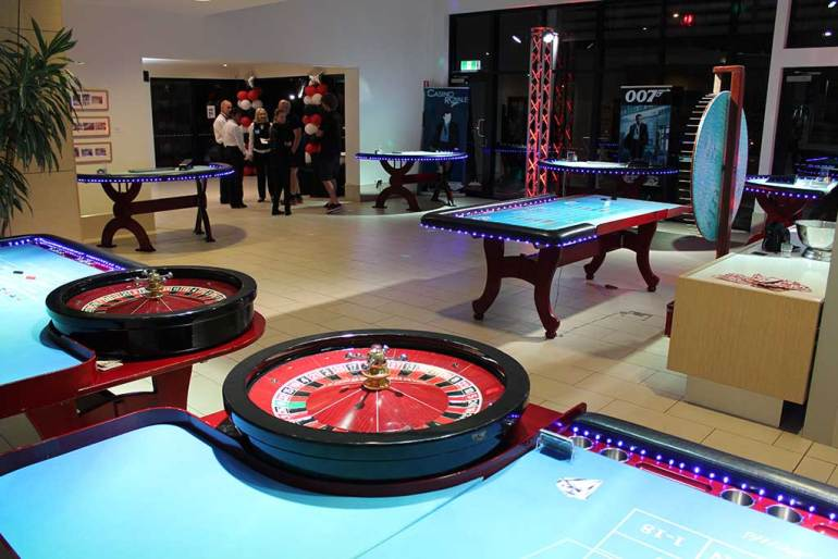 Innovation Centre University of the Sunshine Coast Event Centre Fun Casino Image