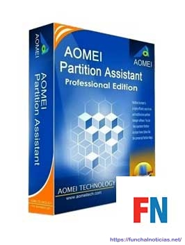 AOMEI Partition Assistant Professiona