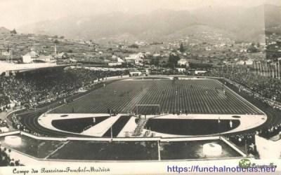 o estádio dos Barreiros nos anos 50: uma obra típica do Estado Novo