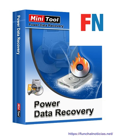 MiniTool Power Data Recovery Personal