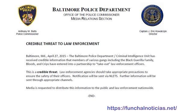 baltimore-police-department