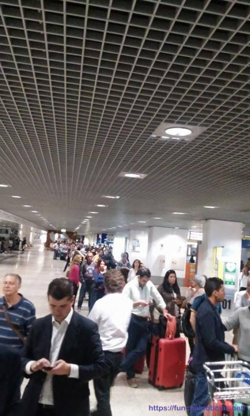 Aeroporto tap rómulo