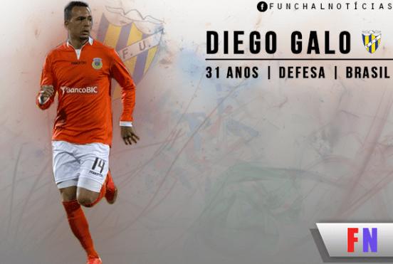 Diego tem larga experiência no futebol português
