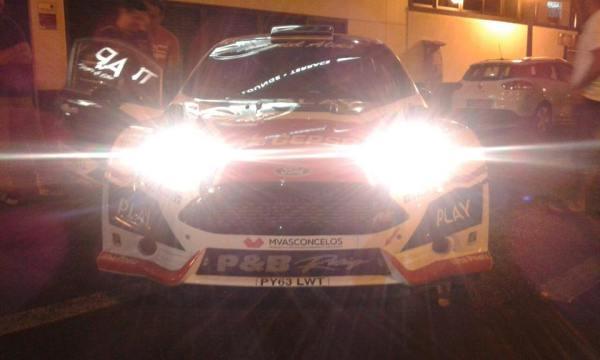 Ford Fiesta R5, viatura de Miguel Nunes (Foto de funchalnoticias.net)