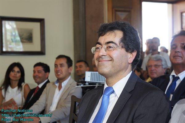 José Nascimento, advogado, Joanesburgo, África do Sul