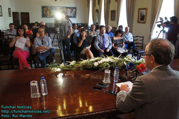 """O Governo Regional quer uma """"Madeira Global"""". Um desígnio que assenta num novo ciclo de relacionamento com a diáspora."""