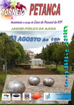 petanca Jardim Público da Ajuda 2ª etapa-1