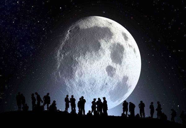 Foto: Slooh Community Observatory