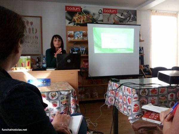 Natalia Rodrigues Porto workshop