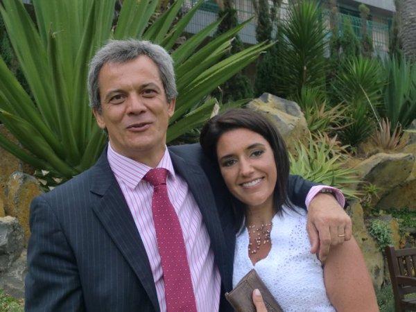 nelia e marido
