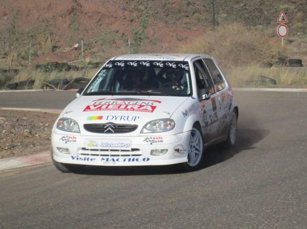automobilismo rally porto santo