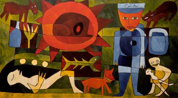 Obra de Joaquim Rodrigo (O guarda-nocturno)