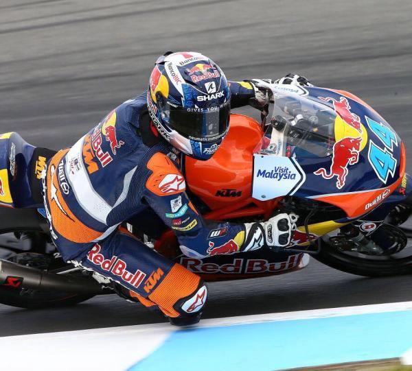 Miguel Oliveira em KTM
