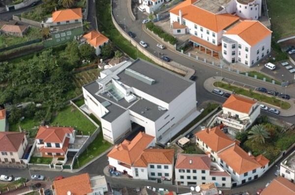 centro de saúde porto da cruz