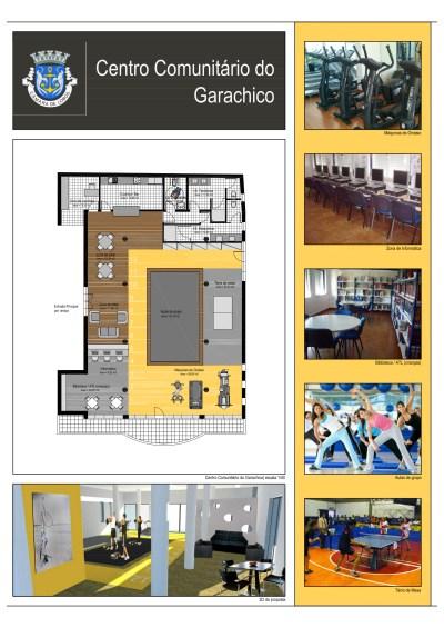Centro comunitario do Garachico