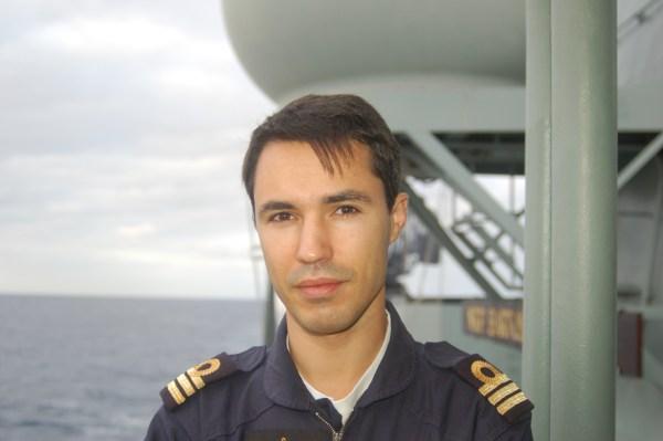 O tenente Ângelo Silva é um exemplo de jovem motivado pela vida militar