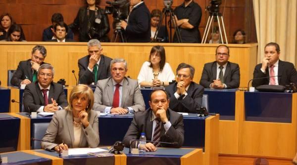 ricardo parlamento