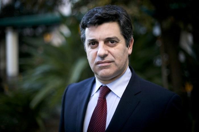 Ministro da Economia, Manuel Caldeira Cabral Foto: Daniel Rocha