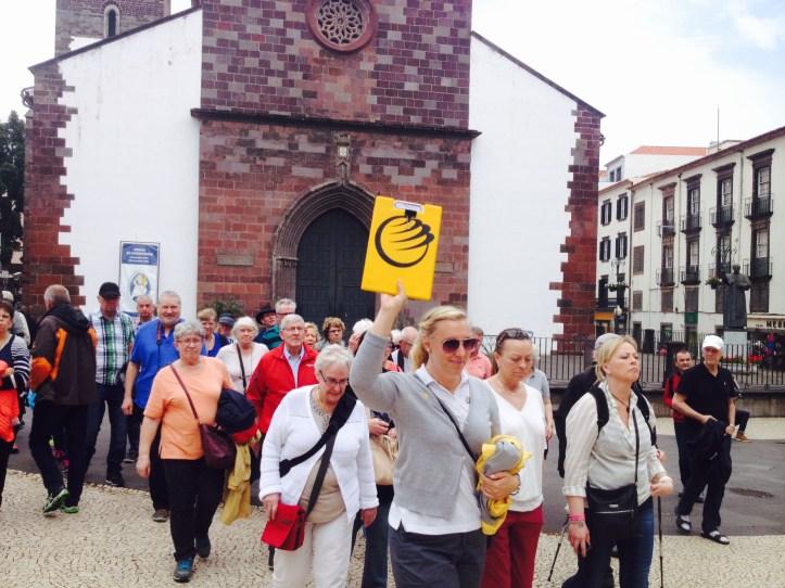 Sé catedral turistas