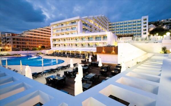 Hotel Melia_Madeira_Mare
