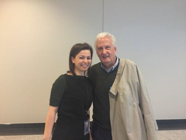 Liliana Rodrigues e Alexandre  Quintanilha